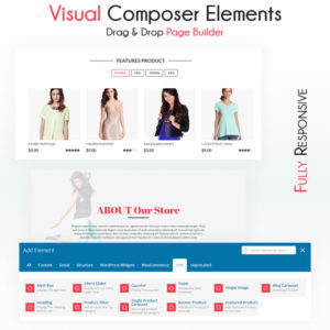 7 Visual Composer Elements