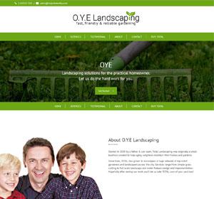 O.Y.E Landescape