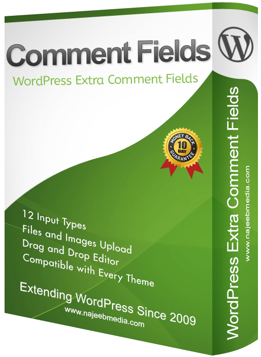 WordPress Comment Fields