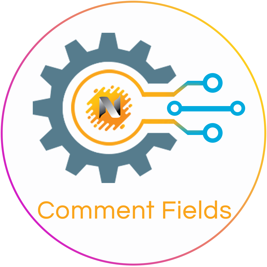 comment field