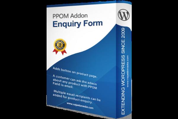 EnquiryForm – 600×400