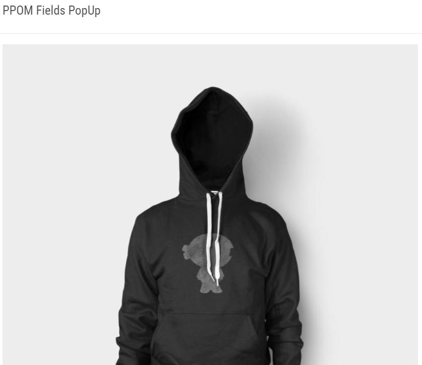 Fields PopUp
