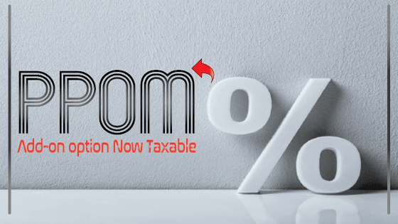 Blog Poster PPOM Addon Option Prices Now Taxable