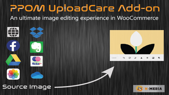 PPOM UploadCare Add-on –  An Ultimate Image Editing Experience In WooCommerce Product