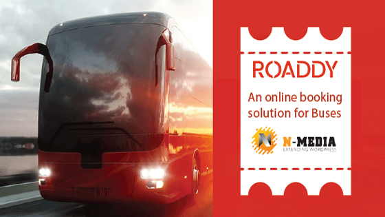 Roaddy: An Online Booking Solution For Buses